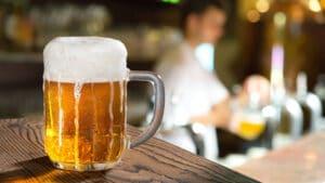 Čapované pivo v Banskej Štiavnici